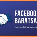 Facebook barátságról újra