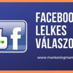 Válaszolj lelkesen a Facebook oldaladnak érkező üzenetekre!