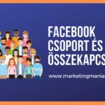 Facebook oldal és Facebook csoport összekapcsolása
