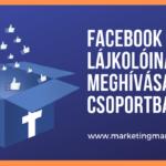 Hogyan hívhatod meg a Facebook oldalad lájkolóit a Facebook csoportodba?
