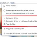 Facebook csoportok: tiltás utáni takarítás