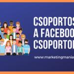 Csoportos chat a Facebook csoportokban